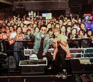 蕭秉治、鼓鼓呂思緯首次合體專場LIVE演出 Special秀嗨翻東京