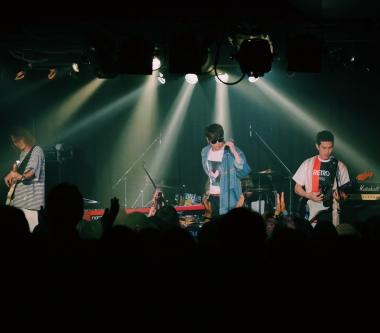 宇宙人「再陪我玩十年」巡迴演唱會開跑 專場首站名古屋秒殺售罄!