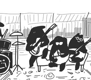 麋先生 ╳ 馬來貘跨界合作 「馬來貘式」〈廢廢〉圖文萌翻天!