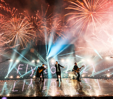 五月天「好好好想見到你」跨年夜桃園開唱  現場、線上同步陪伴全球歌迷一起倒數!