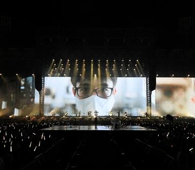 五月天桃園演唱會最終場感謝無名英雄 相約繼續好好相聚 台南場2/27開賣!