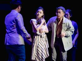 音樂劇《搭錯車》北高6場延期  「阿美」丁噹想念劇迷期待今夏相見