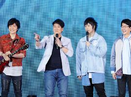 相隔16年五月天台南開唱 瑪莎「鮭魚返鄉」當嘉賓 力邀周華健〈刀劍如夢〉合體助陣
