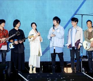 五月天「好好好想見到你」台南開唱 劉若英獻聲陪老朋友 2.4萬歌迷暖壽成軍日