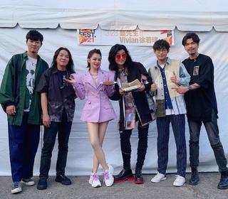 金曲樂團麋先生 ╳ 女神徐若瑄 =『麋瑄生』 超強火花嗨翻大港開唱!