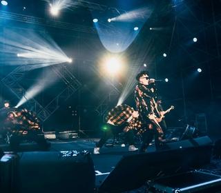 蕭秉治以個人之姿首度登春浪 多首神曲要歌迷嗨到濕 期待以新專輯會歌迷!
