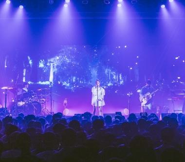 告五人「在這座城市遇見了你」首演台中場連飆20首歌 哈瓜嗨爆場館!